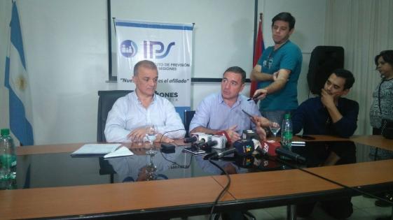 Villalba dijo que está asegurada la provisión de Oseltamivir