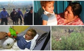 Reviví la historia de #Leonel, el niño que se perdió en el monte