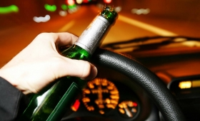 Detuvieron a un conductor alcoholizado tras un choque en la ruta 12