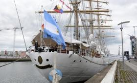 Puerta recibirá a la Fragata Libertad en Galicia