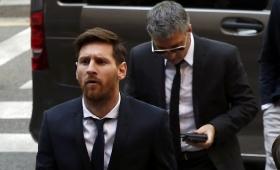 Cambiaron la pena de cárcel a Messi