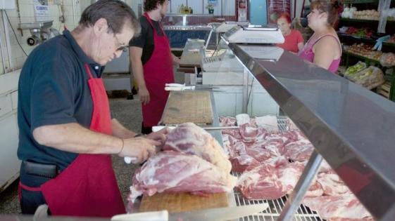 La venta de carne vacuna se redujo en un 40%, en los últimos siete años