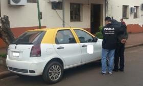 Taxista detenido por hurto en un supermercado