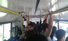 Sin subsidios, el boleto urbano subiría a 40 pesos