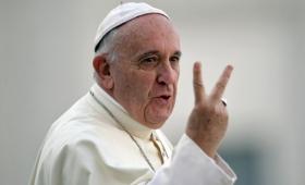 Francisco pidió «trabajo» para la juventud en el Tedeum de fin de año