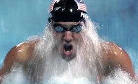 Phelps sumó su 19° medalla dorada en un Juego Olímpico
