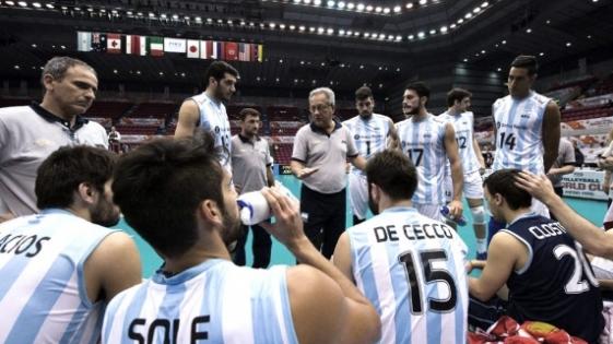 La selección de Velasco le ganó a Irán