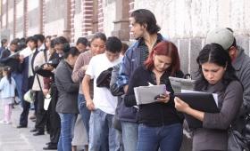 """El desempleo entre jóvenes """"es impresionante"""""""