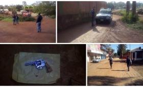 Allanan aguantadero en Iguazú y secuestran un revólver