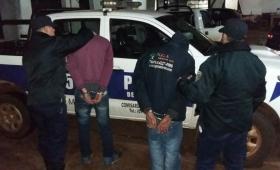 Inseguridad: dos jóvenes y menores denunciados por robos en la vía pública