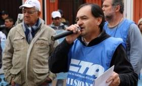 ATE y CTA exigen respuestas por amenazas a Ortiz