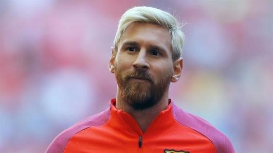 Messi integra el equipo ideal del 2016 de la UEFA