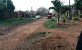 Patota atemoriza a vecinos de Villa Poujade