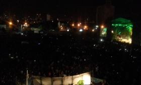 "Hubo disturbios tras el recital de ""La Renga"" en Posadas"