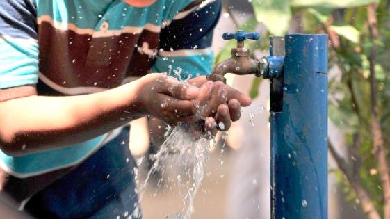 El 20% de la población no tiene agua potable