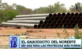 "Gasoducto: para Tomaselli, la obra se ejecutó ""normalmente"""