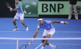 Copa Davis: la serie se definirá el domingo en Glasgow