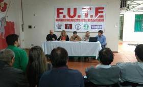 Las organizaciones del FUTE convocaron al no inicio de clases