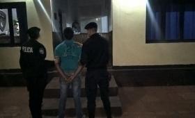 Detuvieron a un prófugo por un robo calificado en Santa Rita