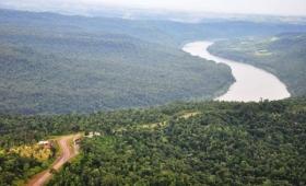 Finalmente la ministra de Ecología habló del Moconá