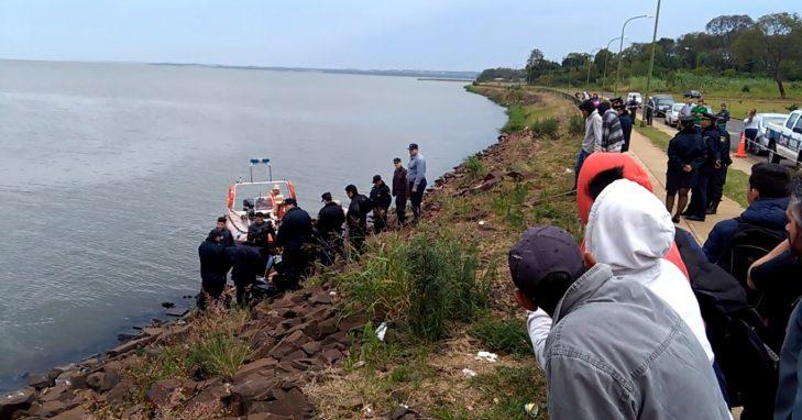 Un joven de 16 años murió ahogado en la playa del Mártires, en Posadas Reconocido como Lautaro Gabriel Arguello
