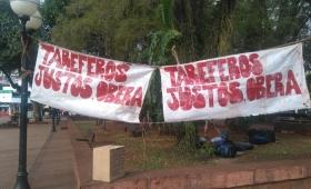 "Tareferos de Oberá: ""Nos volvieron a mentir con el subsidio interzafra"""