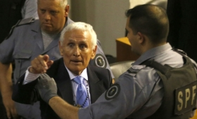 Etchecolatz recibió su cuarta condena a cadena perpetua