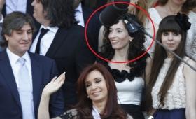 La mujer de Máximo Kirchner nunca declaró bienes y es monotributista