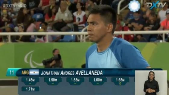 El misionero Avellaneda quedó fuera de los Paralímpicos