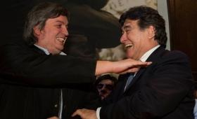 Anularon nombramientos para hijos de Zannini y del socio de Máximo Kirchner