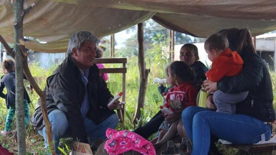 Casi el 40 por ciento de los misioneros es pobre