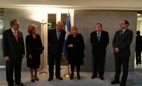 """El embajador Puerta inauguró """"la nueva Casa de todos los argentinos"""""""
