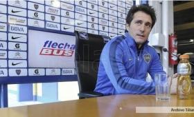 """Schelotto pidió """"los mismo días de descanso"""" que Rosario Central"""
