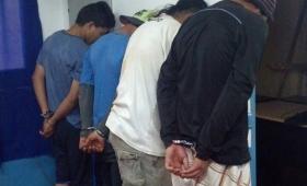 Detenidos por agresiones y amenazas