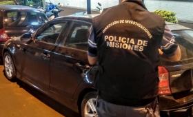 Quemacoche detenido en barrio Aeroclub