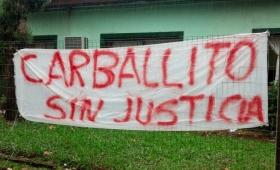 """Caso Carballito: """"Ya son 6 años de impunidad"""""""