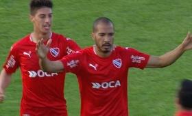 Independiente lo ganó con un gol en contra