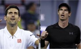 Murray y Djokovic avanzan a Semifinales en el Master de Shanghai