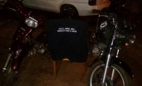 Robaron dos motos y las vendían en un grupo de WhatsApp