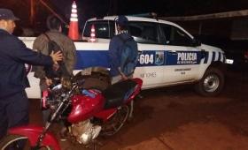 Cazadores detenidos en predio de una empresa forestal