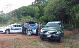 Detienen a tres hombres que abandonaron contrabando de cigarillos