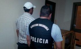 Vendía drogas en la Chacra 32-33; fue detenido