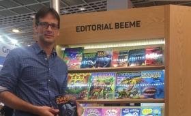 Escritor misionero participa de la Feria del Libro de Frankfurt con su obra