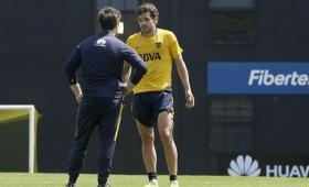 Boca: Gago vuelve a hacer futbol en un partido oficial