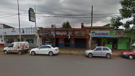 Posadas: violento asalto en comercio de avenida Uruguay