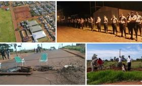 Papelón: Nadie se hace cargo del operativo en Terrazas