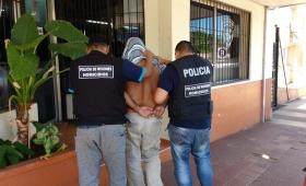 Detenido acusado de violar a su nieta de dos años