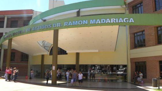 Hospital Madariaga: presentaron balance del año