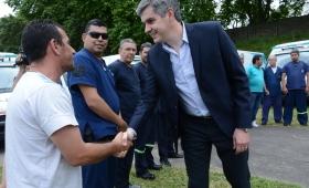 Nación entregó seis ambulancias a Misiones
