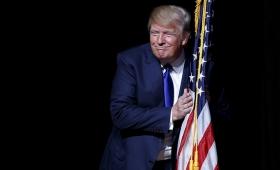 Trump acusó a los medios de mentir